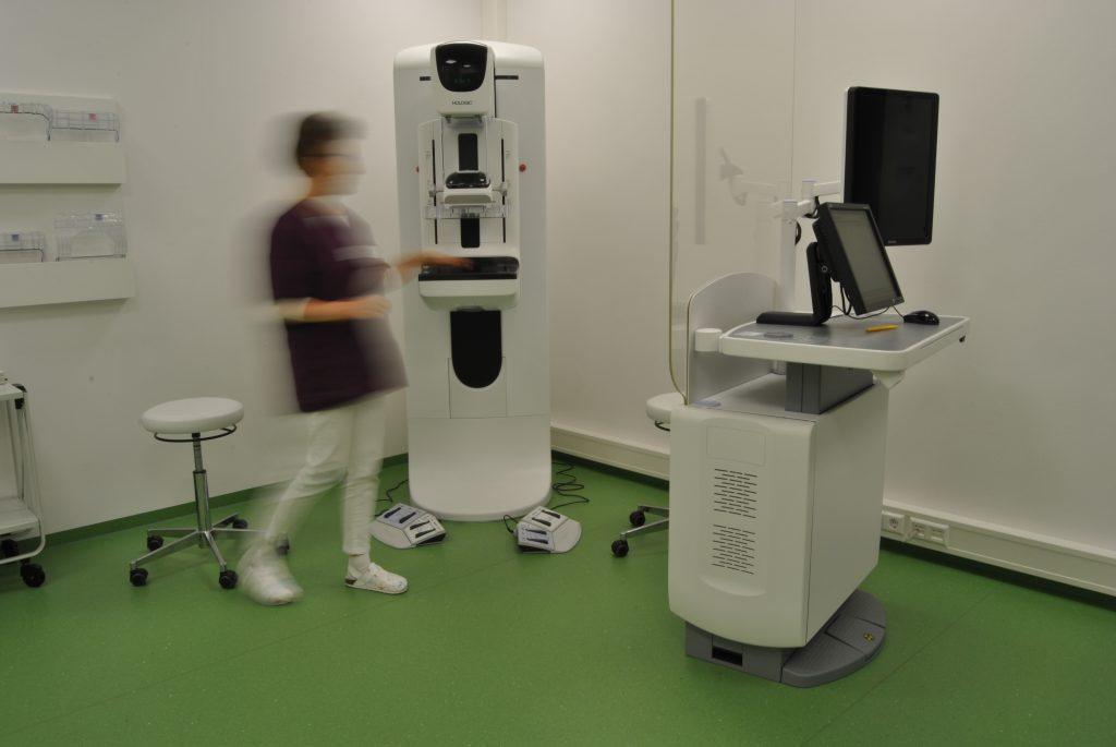 Bild Mammographie Radiologische Gemeinschaftspraxis Biberach